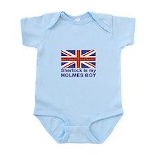 Holmes Boy Sherlock Body Suit