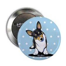 "Bewitching Westie 2.25"" Button"