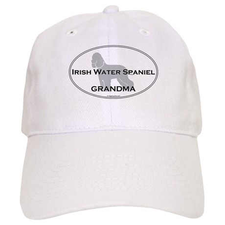 Irish Water Spaniel GRANDMA Cap
