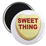 Sweet Thing Valentine Heart Magnet