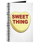 Sweet Thing Valentine Heart Journal