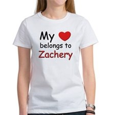 I love zachery Tee