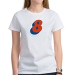 Candice 3D 8 Women's T-Shirt
