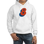 Candice 3D 8 Hooded Sweatshirt