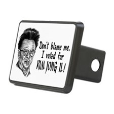 Kim Jong Il Hitch Cover