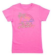 aloha Girl's Tee