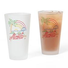 aloha Drinking Glass