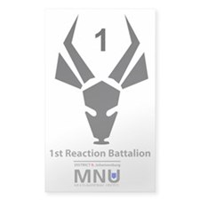 T-shirt-1st-reacion Decal