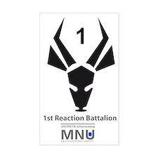 T-shirt-1st-reacion Decal