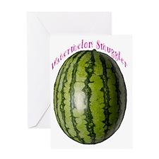 watermelonsmuggler2.gif Greeting Card