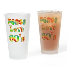 6-60s Drinking Glass