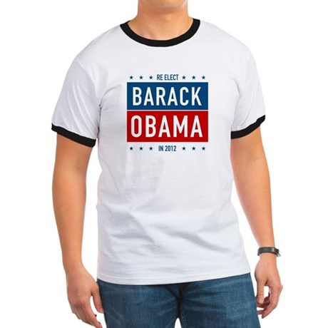 Barack Obama for President Ringer T