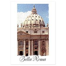 Saint Peter's Basilica in Rome Italy Invitations