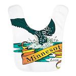 Minnesota Loon Bib