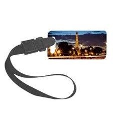 Love in Paris Luggage Tag