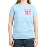 IT'S ALL ABOUT ME Women's Pink T-Shirt