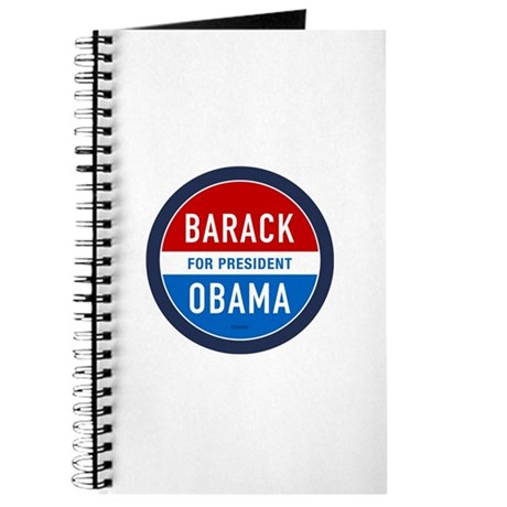 Barack Obama for President Journal