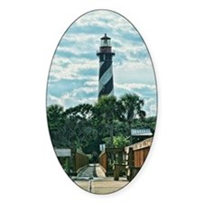 St. Augustine Lighthouse Decal