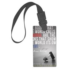 wildePAbannedbooks Luggage Tag