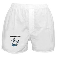 Custom Skydiver Boxer Shorts