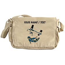 Custom Skydiver Messenger Bag
