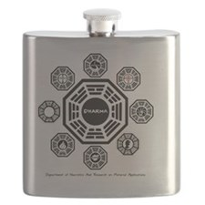 Dharma Stations Flask