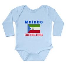 Malabo Equatorial Guinea Designs Long Sleeve Infan