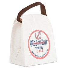 oldanchorbeerdark Canvas Lunch Bag