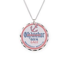 oldanchorbeerdark Necklace