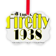 2-ART Firefly 1938 Ornament