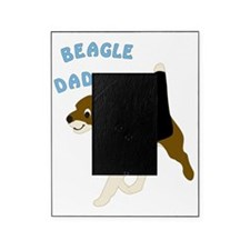 Beagle Dad Picture Frame