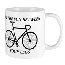 Unique Bicycling Mug