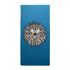 Blowfish Beach Towel