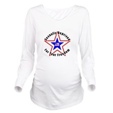 Sexually Deprived.png Long Sleeve Maternity T-Shir