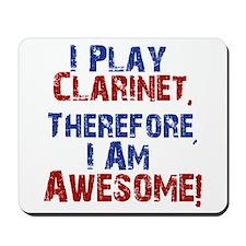 Clarinet copy Mousepad