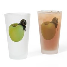 Snail Drinking Glass