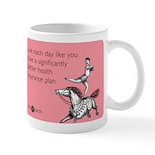 Live Each Day Mug