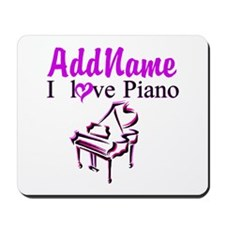 PIANO PLAYER Mousepad