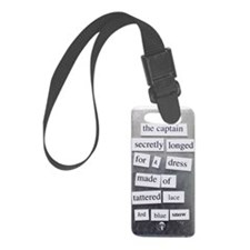 Captain192_V_B Luggage Tag