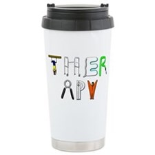 ot back Ceramic Travel Mug