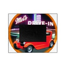 2-HOT ROD Picture Frame