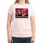 Custom Women's Pink T-Shirt