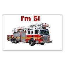 firetruck_im5 Decal