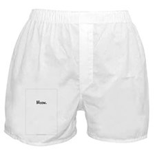 MeowVertASLstuffInside Boxer Shorts