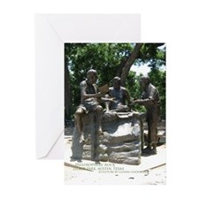 Philosophers' Rock Greeting Cards (Pk of 10)