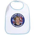 Hillary Clinton for President Bib