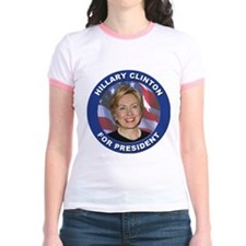 Hillary Clinton for President (Front) T
