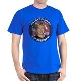 Hillary Clinton for President (Front) T-Shirt