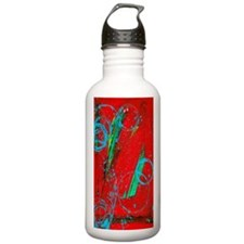 abstract2 Sports Water Bottle