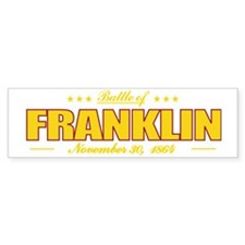 Franklin (battle) pocket Stickers